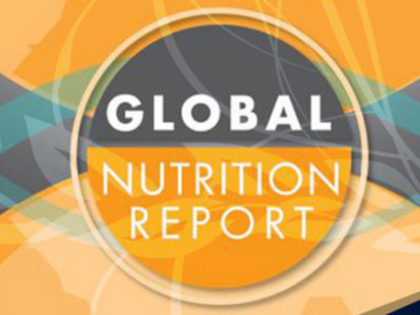 "2016 Global Nutrition Report released – being malnourished is ""the new normal"""